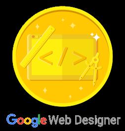 GOOGLE WEB DESIGNER BADGE.png